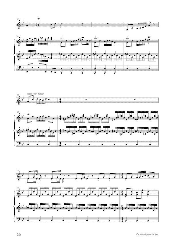Desbonnet [I]Hommage à Saint Patrick[/I] bombarde et orgue