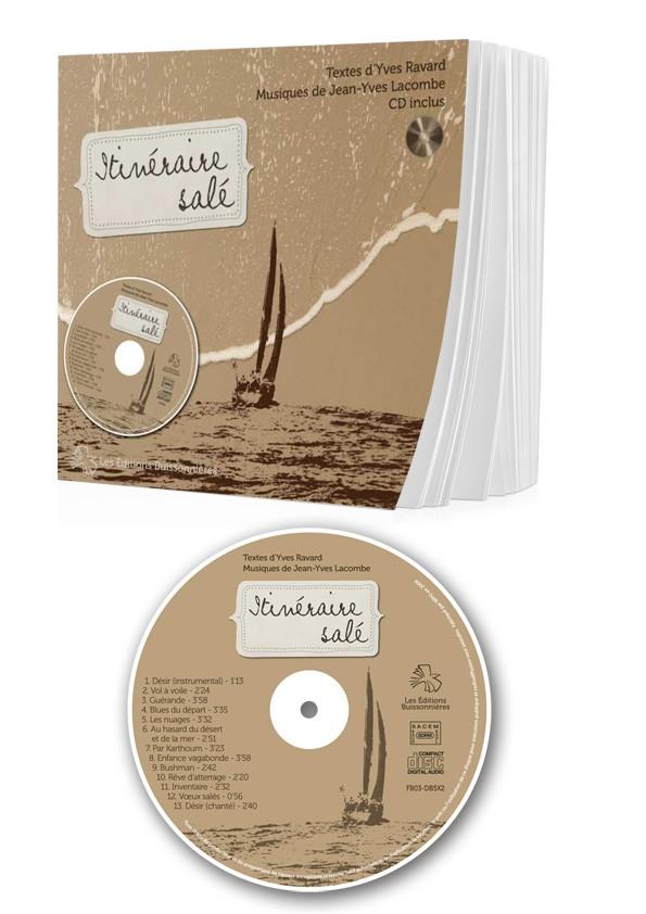 Itinéraire Salé, livre + CD