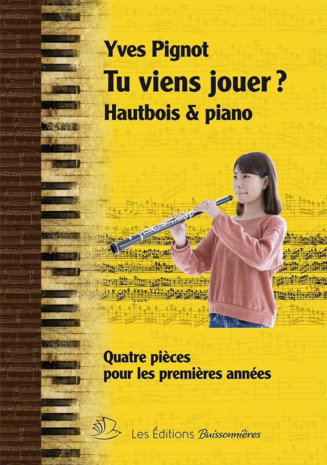 Tu viens jouer ? Hautbois et piano