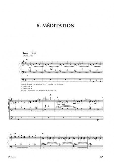Germain Desbonnet [I]Pièces pour orgue[/I]