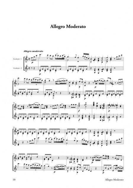De Lhoyer [I]Fantaisie concertante pour 2 guitares[/I]