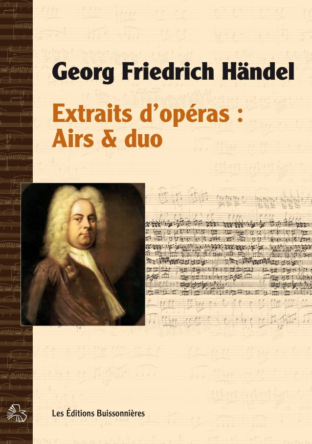 Händel  : extraits d'opéras