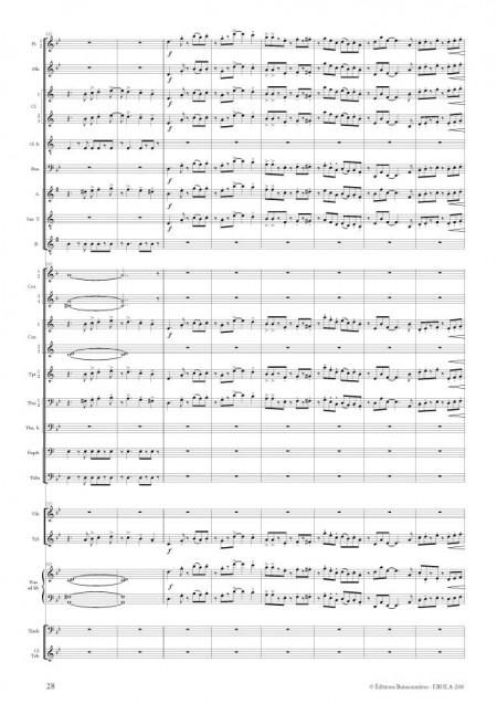 Lesvenan : Armonia pour orchestre d'harmonie
