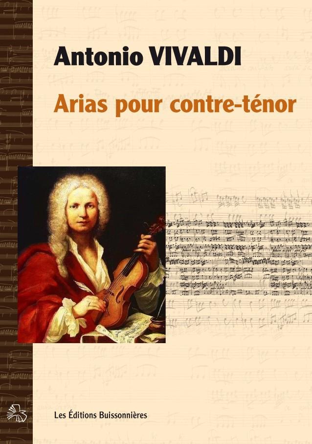 Vivaldi : arias pour contre-ténor, matériel d'orchestre