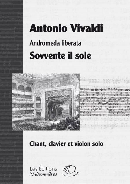 Sovvente il sole, Vivaldi, chant et clavier