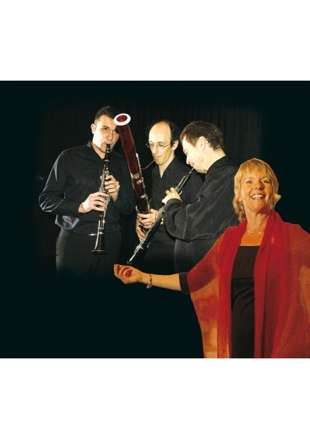 CD Oj wi fajn' Chants Yiddish & Musiques klezmer