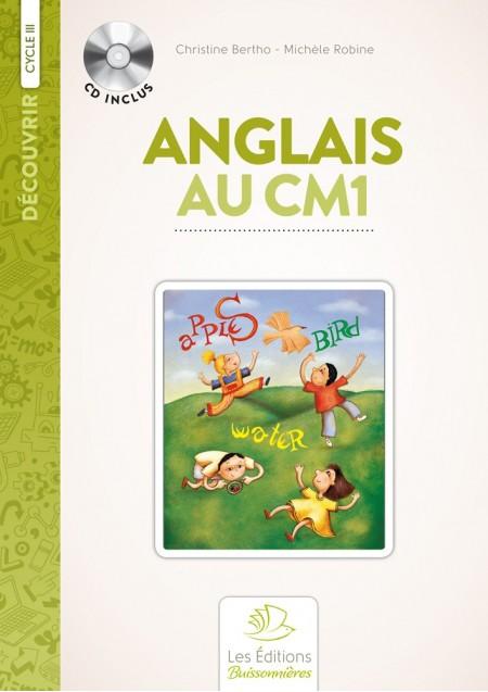 L'anglais au CM1 + CD