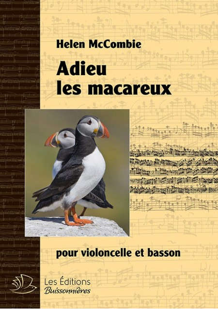 Adieu les macareux, pour basson & violoncelle (Helen McCombie)