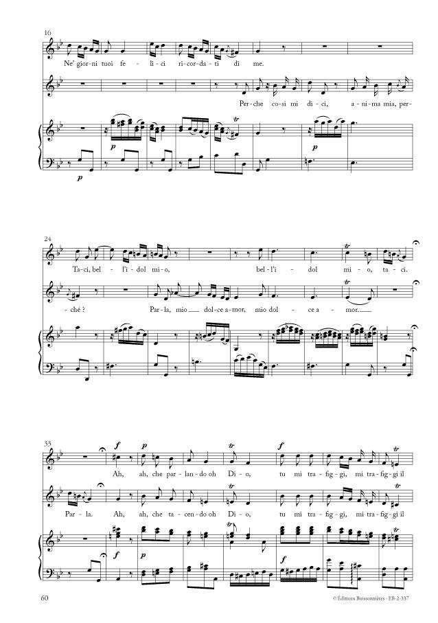 Vivaldi : Airs d'opéras pour Mezzo-soprano