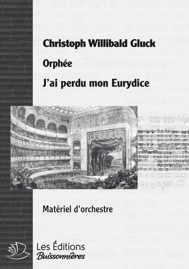 GLUCK : J'ai perdu mon Eurydice (Orphée)