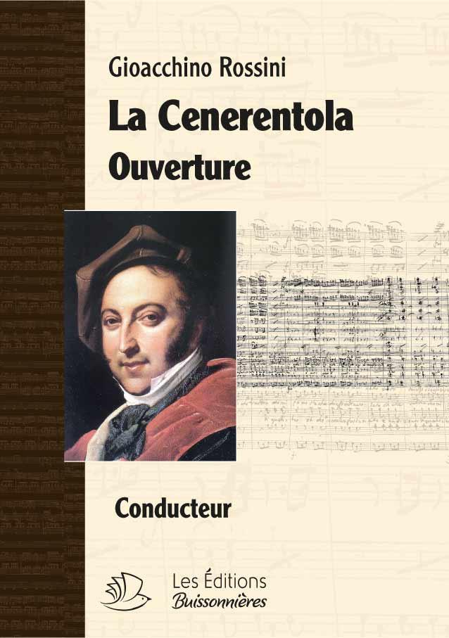 ROSSINI, La Cenerentola : Sinfonia (ouverture)