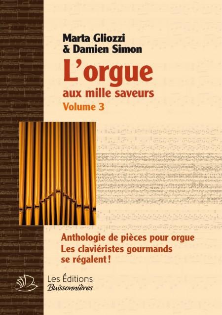 L'orgue aux mille saveurs - VOL 3