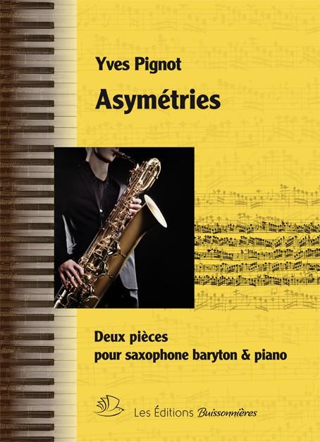 Asymétries ! Saxo baryton et piano