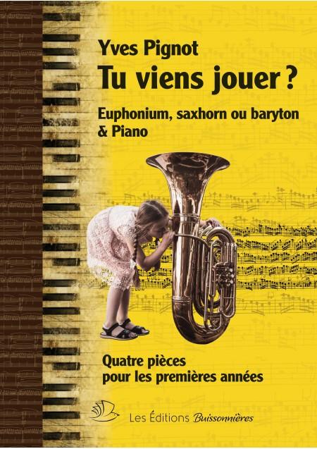 Tu viens jouer ? Euphonium et piano