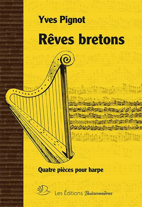 Rêves bretons - Harpe - Yves Pignot