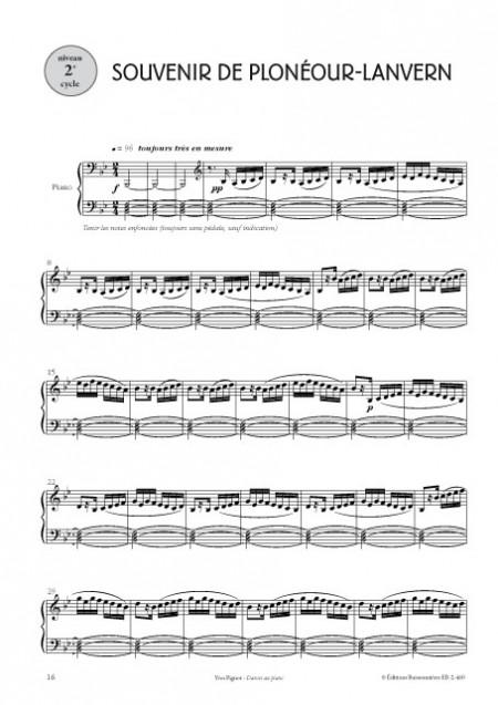 Danses pour piano - Yves Pignot