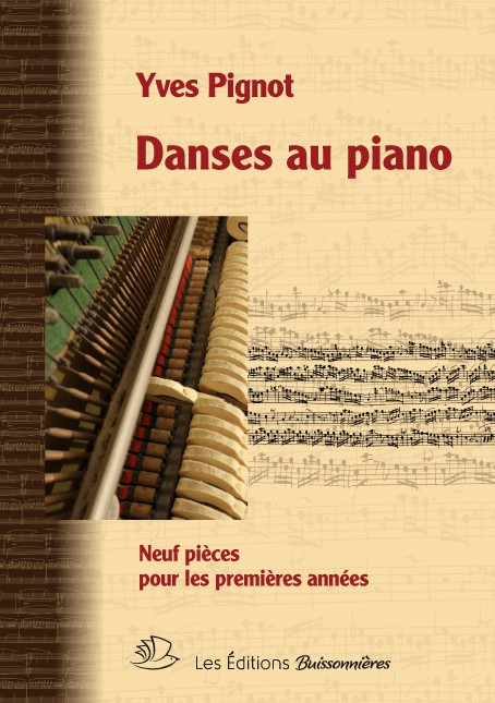 Danses pour piano - Yves Pignot