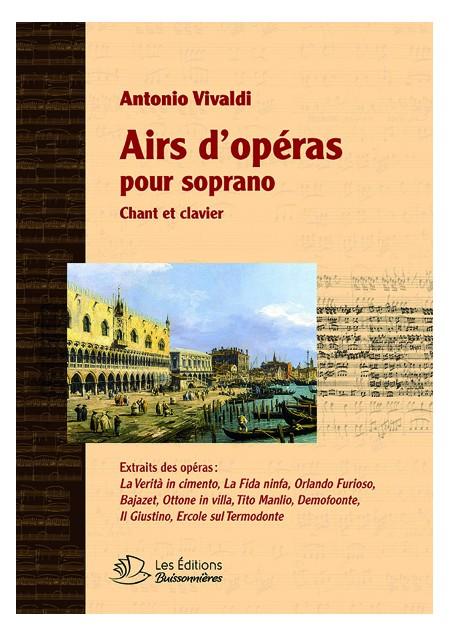 Vivaldi : Airs d'opéras...
